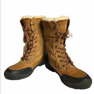 Aldo Shearling Boots